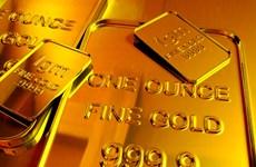 Giá vàng châu Á đảo chiều đi xuống sau khi tăng gần 4%