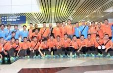 Công Vinh: Di chuyển không phải vấn đề lớn với tuyển Việt Nam