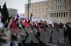 Hy Lạp phải chính thức đề nghị kéo dài chương trình cứu trợ