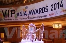 Trao giải thưởng cho 100 sản phẩm tốt nhất châu Á năm 2014