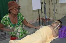 Bị bà ngoại đánh, bé 2 tuổi bị thương nặng phải nhập viện