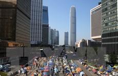 """Nghị sỹ Hong Kong kêu gọi truy cứu những người """"Chiếm Trung tâm"""""""