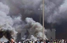 Đánh bom kép tại Nigeria làm ít nhất 31 người thiệt mạng