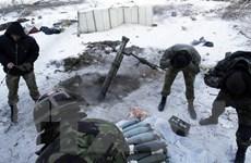Lệnh ngừng bắn mới ở miền Đông Ukraine được tuân thủ