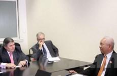 Đoàn Ủy ban Tài chính-Ngân sách Quốc hội thăm Peru và Argentina