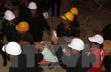 Vụ sập hầm thủy điện - Cuộc giải cứu ngoạn mục sau 81 giờ