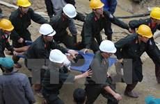 Phó Thủ tướng biểu dương các công binh cứu hộ vụ sập hầm