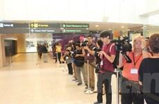 Anh xác nhận một công dân có mặt trên chiếc máy bay AirAsia mất tích