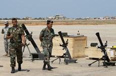 Quân đội Liban giải tán đám đông biểu tình gần biên giới