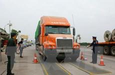 Kiểm soát tải trọng gắn với tái cơ cấu thị trường vận tải