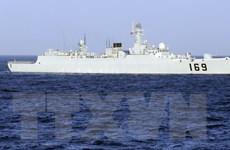 Trung Quốc tăng cường đóng thêm tàu chiến trong năm 2015