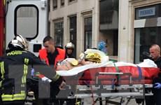 FBI phối hợp với cảnh sát Pháp điều tra vụ xả súng tại tòa báo