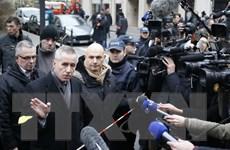Thủ tướng Đức dự cuộc họp của tình báo Anh sau vụ xả súng