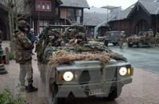 Các binh sỹ Bỉ đã kết thúc sứ mệnh quân sự tại Mali