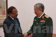 Đối thoại quốc phòng Việt Nam-Ấn Độ lần thứ 9 tại New Delhi