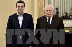 Thủ tướng đắc cử Hy Lạp Alexis Tsipras công bố nội các mới