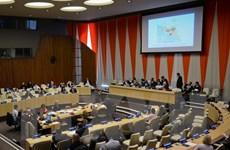 Bảy nước bị tạm tước quyền bỏ phiếu tại Đại hội đồng LHQ