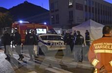 Các tay súng bịt mặt tấn công cảnh sát Pháp ở Marseille