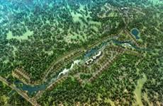 Hà Nội quy hoạch Thạch Thất thành đô thị vệ tinh - hành lang xanh