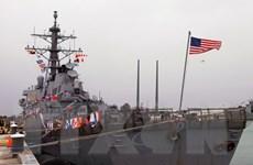 Mỹ đàm phán về việc thiết lập một căn cứ hải quân tại Australia