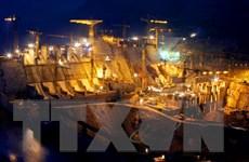 Rộn ràng không khí đón Tết trên công trường thủy điện Lai Châu