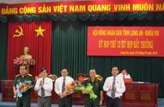 Bầu bổ sung ông Hoàng Văn Liên làm Phó Chủ tịch tỉnh Long An