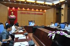 Ông Chẩu Văn Lâm được bầu giữ chức Bí thư Tỉnh ủy Tuyên Quang