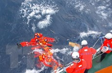 Nhật Bản cân nhắc mở rộng các hoạt động tuần tra biển của SDF