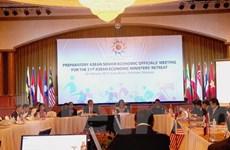 Hội nghị trù bị Quan chức Kinh tế Cao cấp ASEAN tại Kota Baharu