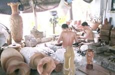 Giảm thiểu ô nhiễm môi trường làng nghề điêu khắc ở Bình Dương