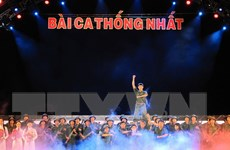 """Đêm diễn """"Bài ca thống nhất"""" sẽ tổ chức ngày 29/4 tại sông Bến Hải"""
