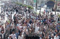 Yemen: Phiến quân Houthi nổ súng giải tán biểu tình ở Sanna