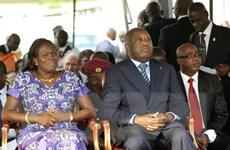 Cựu đệ nhất phu nhân Côte d'Ivoire bị kết án 20 năm tù giam