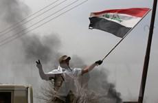 Iraq phát động chiến dịch quy mô lớn nhằm vào Tikrit