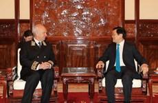 Hợp tác với Việt Nam là ưu tiên chính của Nga ở Châu Á-TBD