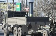 Phe ly khai ở Ukraine kêu gọi Pháp, Đức gây sức ép lên Kiev