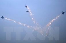 NATO ngăn chặn nhóm máy bay tiêm kích Nga trên Biển Baltic