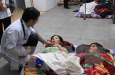 Hơn 130 công nhân Công ty Cy Vina nhập viện vì ngộ độc thực phẩm