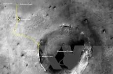 Tàu thăm dò của NASA lập kỷ lục về quãng đường chạy trên Sao Hỏa