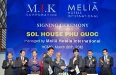 M.I.K giới thiệu khu nghỉ dưỡng cao cấp Sol House tại Phú Quốc