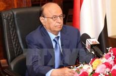 Tổng thống Yemen Mansour Hadi đã tới thủ đô của Saudi Arabia