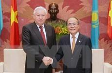 Thúc đẩy hợp tác giữa hai quốc hội Việt Nam và Kazakhstan