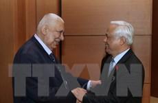 Quốc hội Việt Nam sẵn sàng thúc đẩy hợp tác với Quốc hội Palestine