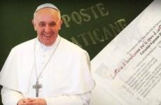 """Vatican tiếp tục phát hành """"xổ số Giáo hoàng"""" làm từ thiện"""