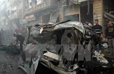 IS đánh bom nhà thờ Cơ đốc giáo ở Syria đúng ngày lễ Phục sinh