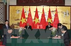 Củng cố tin cậy, thúc đẩy hợp tác cùng có lợi giữa Việt Nam-Trung Quốc