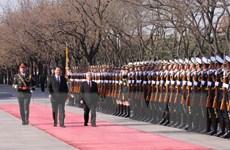 Tổng Bí thư gửi điện cảm ơn Tổng Bí thư, Chủ tịch Trung Quốc