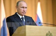 Ông Putin xếp trên ông Obama trong cuộc bình chọn của Time
