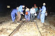 Quảng Bình: Thay mới 3.400 trong số 3.805 tàvẹt hư hỏng do tai nạn