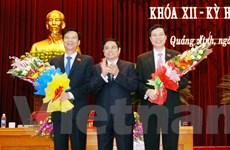 Quảng Ninh bầu Chủ tịch Hội đồng Nhân dân và Ủy ban Nhân dân